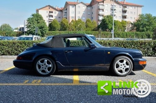 1990 Porsche 911 Cabrio Carrera 2 Tiptronic (964) For Sale (picture 3 of 6)