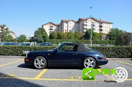 1990 Porsche 911 Cabrio Carrera 2 Tiptronic (964) For Sale (picture 5 of 6)