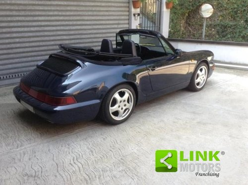 1990 Porsche 911 Cabrio Carrera 2 Tiptronic (964) For Sale (picture 6 of 6)
