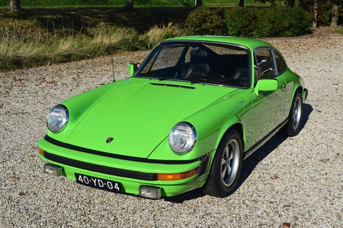 1974 The Gelbgruen Porsche 911 For Sale (picture 2 of 6)