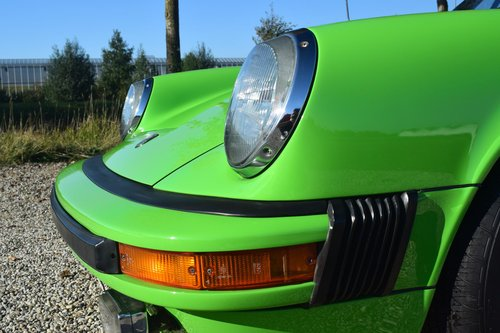 1974 The Gelbgruen Porsche 911 For Sale (picture 3 of 6)
