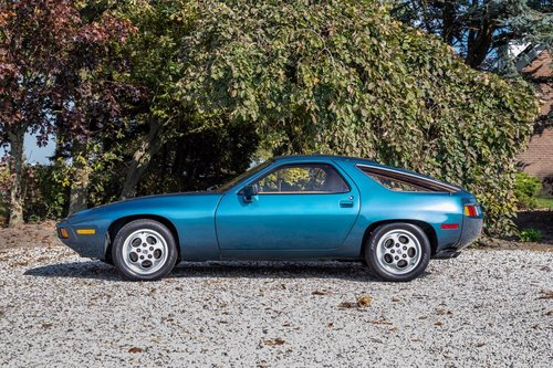 1980 Porsche 928 - First Series - First Owner For Sale (picture 1 of 6)