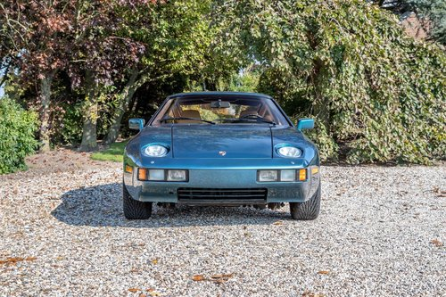 1980 Porsche 928 - First Series - First Owner For Sale (picture 2 of 6)
