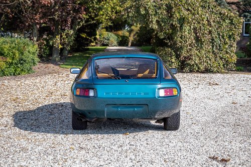 1980 Porsche 928 - First Series - First Owner For Sale (picture 3 of 6)