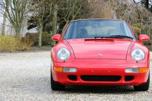 1-off: 1998 Porsche 993 Carrera 2S Cabriolet For Sale (picture 3 of 6)