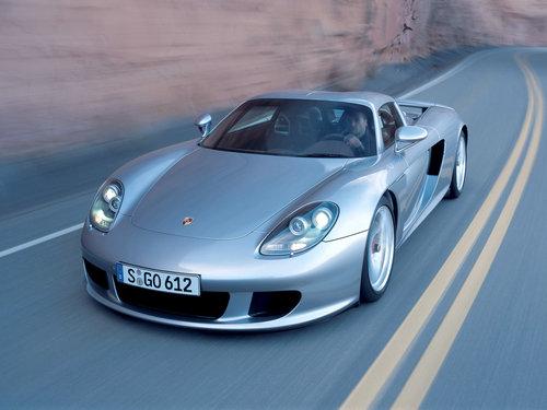 2004 Porsche Carrera GT For Sale (picture 1 of 3)