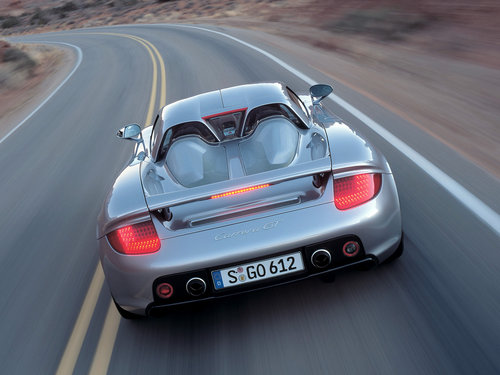 2004 Porsche Carrera GT For Sale (picture 2 of 3)