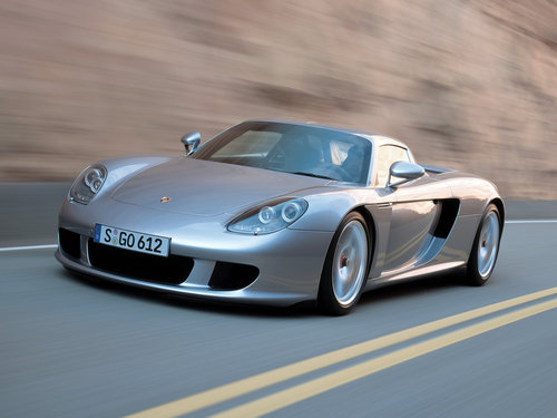 2004 Porsche Carrera GT For Sale (picture 3 of 3)