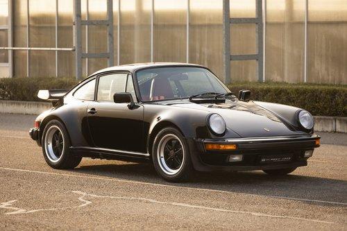 Porsche 911 Turbo 1986 SOLD (picture 1 of 6)