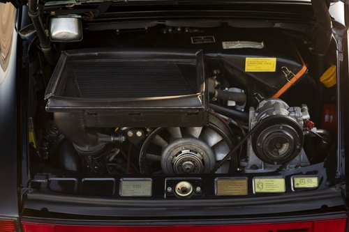 Porsche 911 Turbo 1986 SOLD (picture 6 of 6)