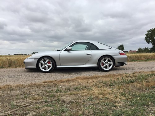 2005 PORSCHE 911 CARRERA 4 S CONVERTIBLE For Sale (picture 4 of 6)