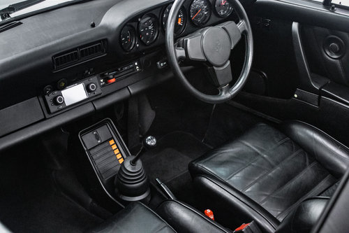 1984 / A Porsche 911 3.2 Carrera Cabriolet *UNDER OFFER* For Sale (picture 4 of 6)