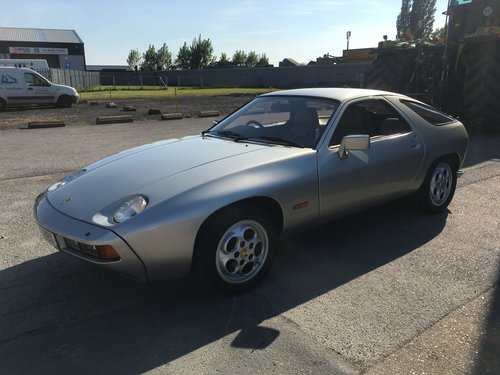 1982 PORSCHE 928 SOLD (picture 2 of 6)