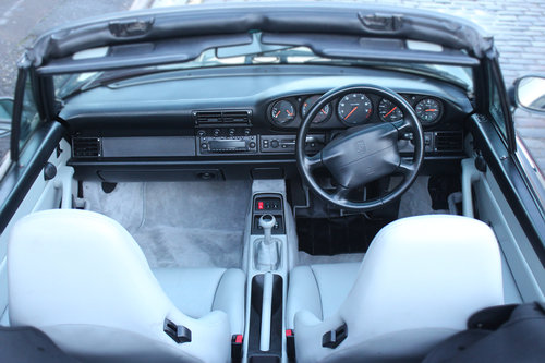 1994 Porsche 911 3.6 993 Carrera Cabriolet 2dr For Sale (picture 2 of 6)