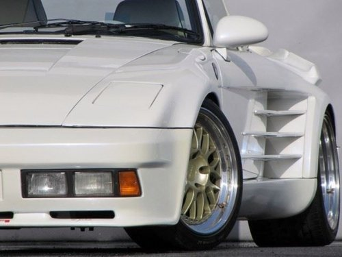 Rare 1987 Porsche Flatnose 930 Gemballa Cyrrus  For Sale (picture 2 of 5)