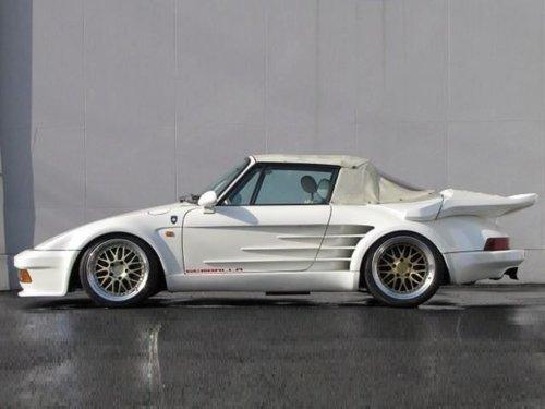 Rare 1987 Porsche Flatnose 930 Gemballa Cyrrus  For Sale (picture 3 of 5)