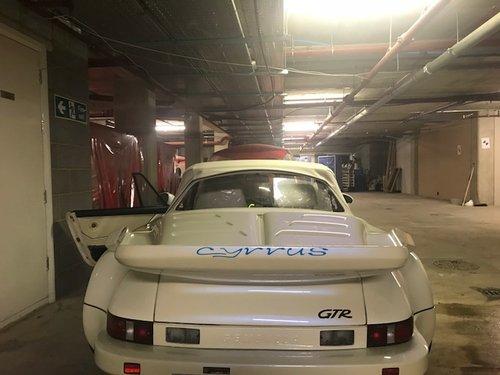 Rare 1987 Porsche Flatnose 930 Gemballa Cyrrus  For Sale (picture 4 of 5)