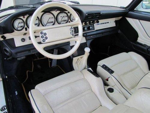 Rare 1987 Porsche Flatnose 930 Gemballa Cyrrus  For Sale (picture 5 of 5)