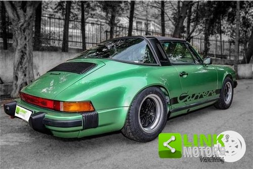 Porsche 911 3.0 Carrera targa 200Cv (1976) MATCHING NUMBER For Sale (picture 2 of 6)
