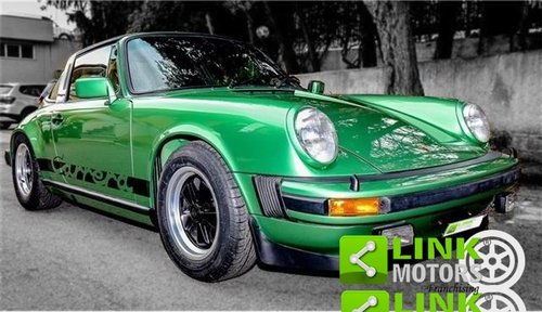 Porsche 911 3.0 Carrera targa 200Cv (1976) MATCHING NUMBER For Sale (picture 3 of 6)