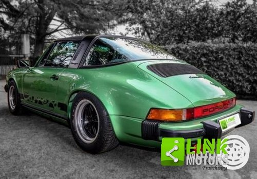 Porsche 911 3.0 Carrera targa 200Cv (1976) MATCHING NUMBER For Sale (picture 4 of 6)