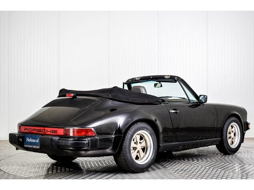 1986 Porsche 911 3.2 Convertible For Sale (picture 2 of 6)