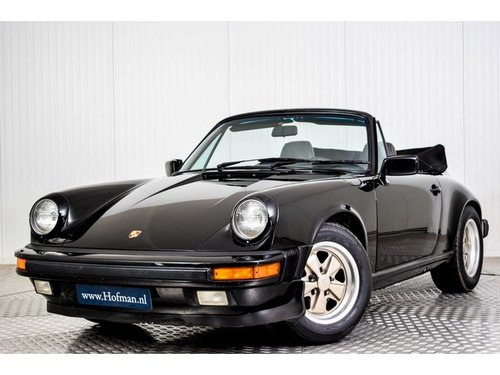 1986 Porsche 911 3.2 Convertible For Sale (picture 5 of 6)