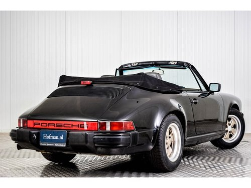 1986 Porsche 911 3.2 Convertible For Sale (picture 6 of 6)
