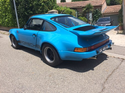 1974 PORSCHE CARRERA 3.0 RS - IROC REPLICA For Sale (picture 2 of 6)