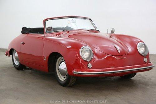 1953 Porsche 356 Pre-A Bent Window Cabriolet For Sale (picture 1 of 6)
