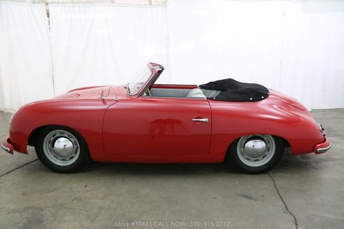 1953 Porsche 356 Pre-A Bent Window Cabriolet For Sale (picture 3 of 6)