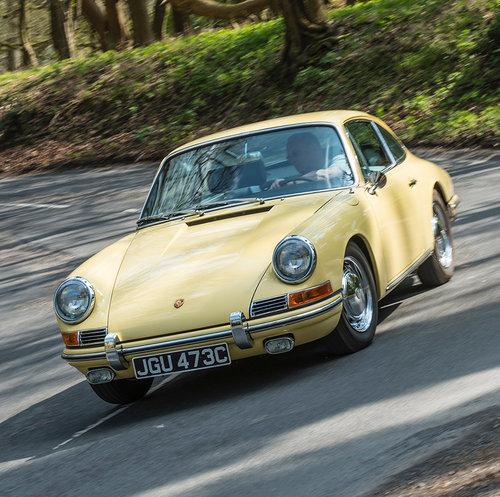 Mazda Culver City >> 1965 Porsche 911 Coupe SOLD   Car And Classic