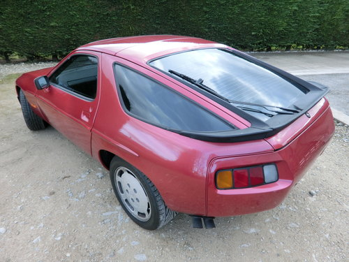 1982 Porsche 928S For Sale (picture 1 of 6)