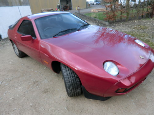 1982 Porsche 928S For Sale (picture 2 of 6)