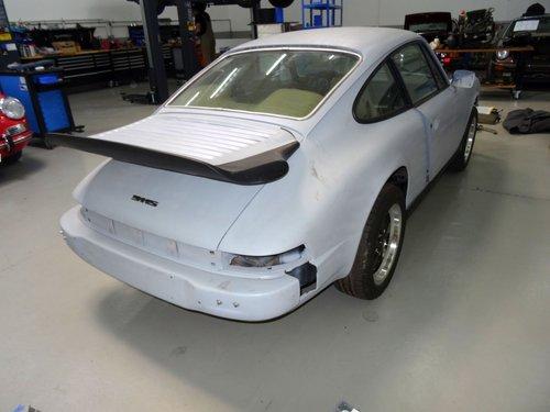 1977 Porsche 911S Coupé project - oakgreen - match For Sale (picture 2 of 6)