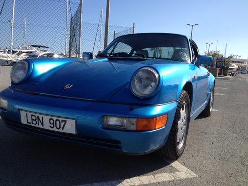 1991 Porsche 964 For Sale (picture 1 of 6)