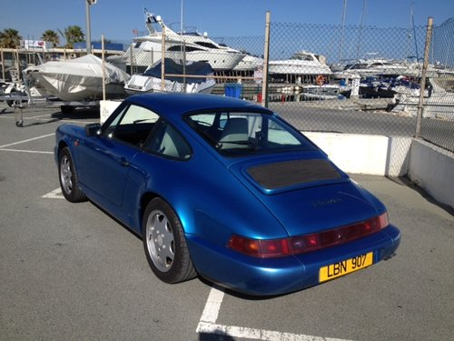 1991 Porsche 964 For Sale (picture 4 of 6)