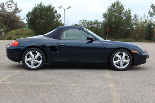 Porsche Boxster 2.5 1998 SOLD (picture 2 of 6)