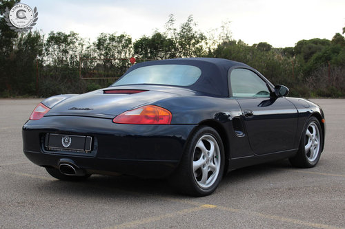 Porsche Boxster 2.5 1998 SOLD (picture 3 of 6)
