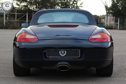 Porsche Boxster 2.5 1998 SOLD (picture 4 of 6)