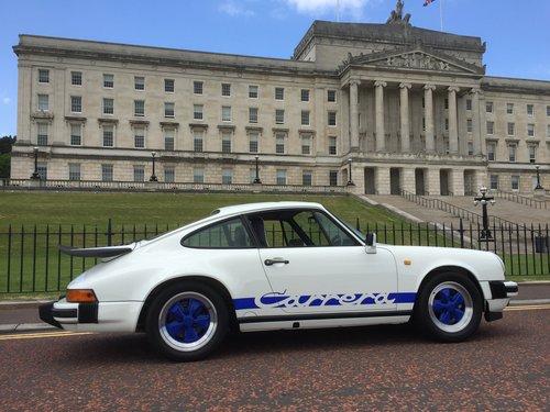 1988 Porsche 911 3.2 Carrera Sport For Sale (picture 1 of 5)