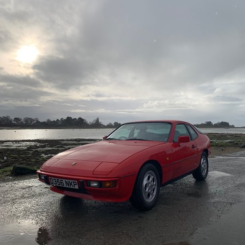 1987 Porsche 924S- One owner from new For Sale (picture 1 of 5)