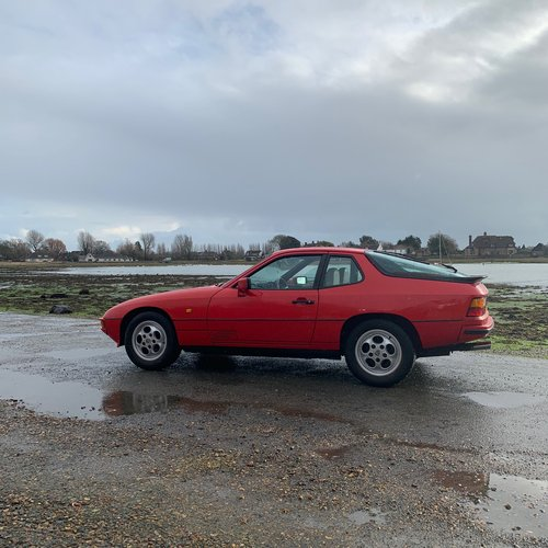 1987 Porsche 924S- One owner from new For Sale (picture 2 of 5)