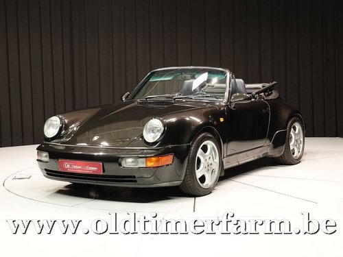 1993 Porsche 911-964 WTL Cabriolet '93 For Sale (picture 1 of 6)