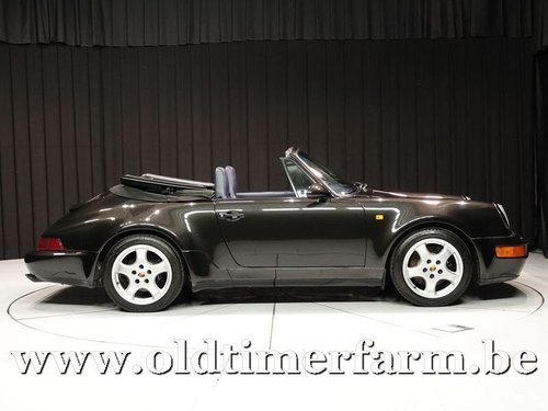 1993 Porsche 911-964 WTL Cabriolet '93 For Sale (picture 3 of 6)