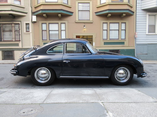 1956 Porsche 356A Coupe - Original Engine, Original Floors For Sale (picture 2 of 6)