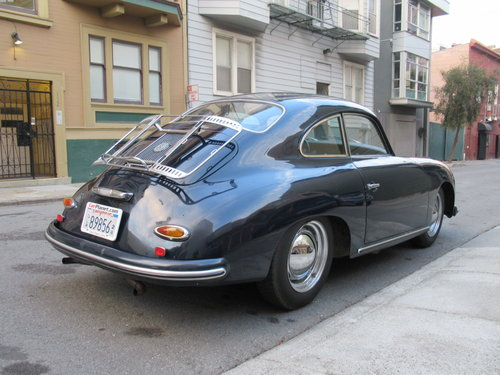 1956 Porsche 356A Coupe - Original Engine, Original Floors For Sale (picture 3 of 6)