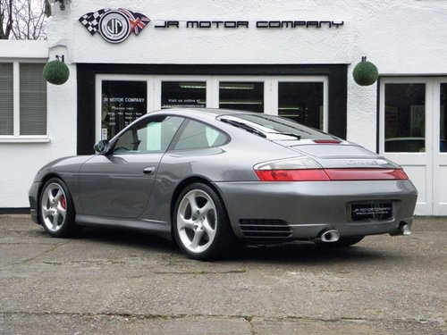 2004 Porsche 911 996 Carerra 4S Manual Widebody Coupe Outstanding For Sale (picture 3 of 6)