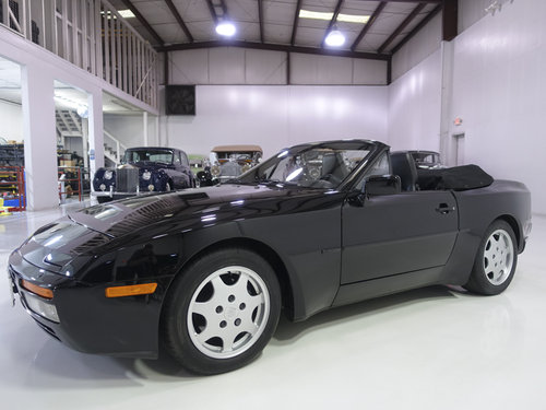1990 Porsche 944 S2 Cabriolet For Sale (picture 1 of 6)
