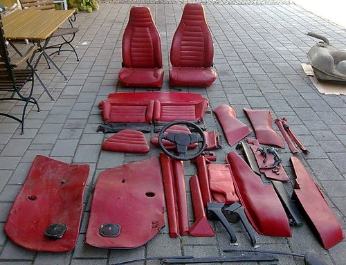 1974 911 930 935 SC RS Project car 2700 cc plus spares For Sale (picture 6 of 6)